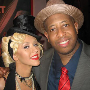 "Unseen DJ Premier And Christina Aguilera ""Back to Basics"" Footage Released"