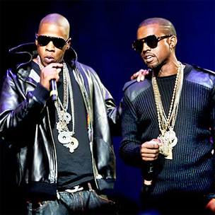 """Jay-Z & Kanye West Relocate To NYC For """"Watch The Throne"""""""