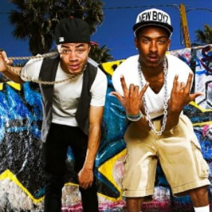 New Boyz Tour High Schools With Rock The Vote