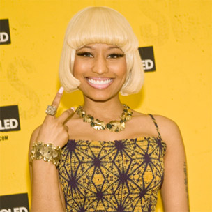 "Nicki Minaj Serves As ""Principal For A Day"" At Chicago High School"