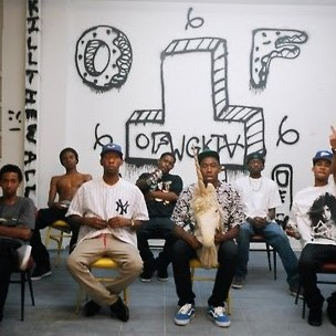 Odd Future, Public Enemy Performing At England's Bestival