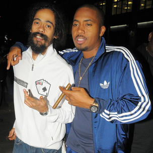 Nas and Damian Marley Talk Pan-Africanism