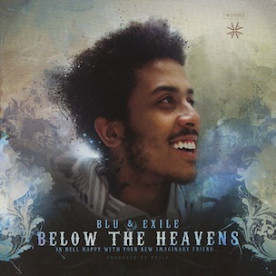 "Blu & Exile's Rare 2007 Album ""Below The Heavens"" Re-Released On CD"