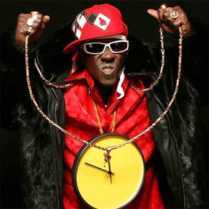Flavor Flav Arrested On Four Warrants
