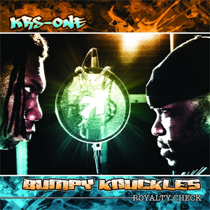 "KRS-One & Bumpy Knuckles Team For ""Royalty Check"" LP"