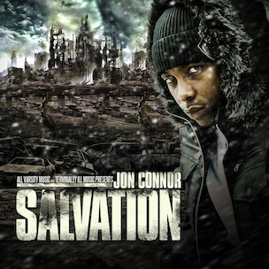 "Jon Connor To Release iTunes Album ""Salvation"" On July 12"