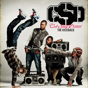 "Tracklist Revealed For Cali Swag District's ""The Kickback"""