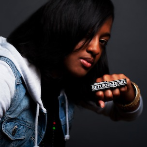 """Rapsody Discusses """"Thank H.E.R. Now,"""" Earning A Raekwon Collaboration"""