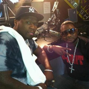 "50 Cent Clarifies Signing Shawty Lo To G-Unit, Claims It's More A ""Partnership"""