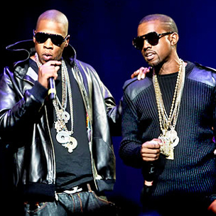 "Jay-Z, Kanye West Record Dubstep Track for ""Watch the Throne"""