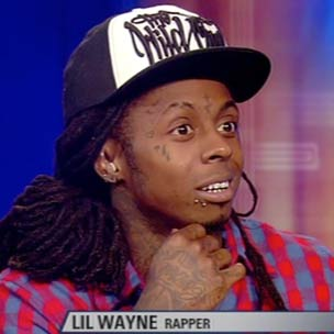 "Lil Wayne Talks Baseball And ""Tha Carter IV"" On ESPN's ""First Take"""