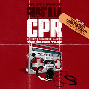 Gods'illa To Release CPR Blend Tape Hosted By Erykah Badu