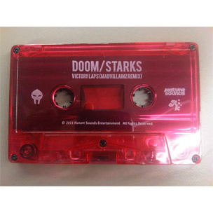 DOOM & Ghostface Killah Release DOOMSTARKS Cassette Single, 12-Inch LP
