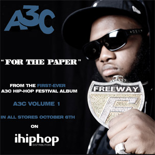"A3C To Release Compilation ""A3C Volume 1,"" First Single Features Freeway"