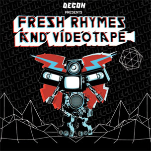 """Fresh Rhymes and Videotape"" CD/DVD To Release October 14"