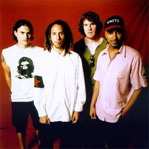 Rage Against The Machine Reunite For Rock The Bells