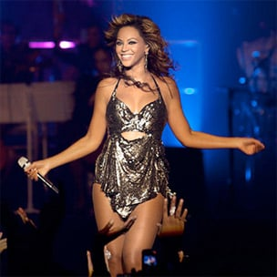 "Beyonce Performs ""Love On Top"" During 2011 MTV Video Music Awards"