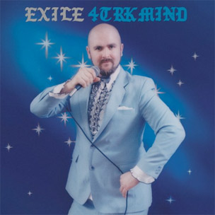 "Exile Reveals Cover Art & Tracklist for ""4TRK MIND,"" Due October 4th"
