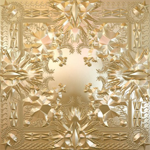 "Jay-Z And Kanye West Open Pop-Up Store For ""Watch The Throne"""
