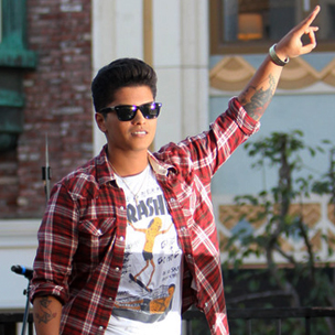 Bruno Mars Suing Music Publisher Over Contract