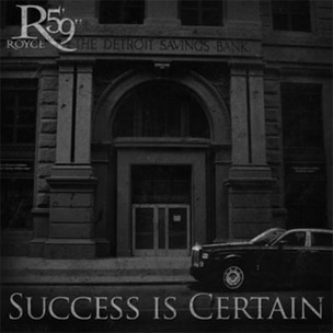 """Royce Da 5'9 Reveals Production Credits For """"Success Is Certain"""""""