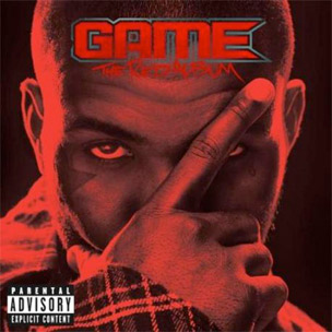 "Game Reveals Tracklist For ""R.E.D. Album,"" Features Kendrick Lamar, Dr. Dre & More"