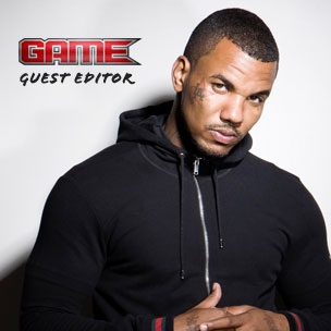 Game Is HipHopDX's Guest Editor The Week Of August 22, 2011