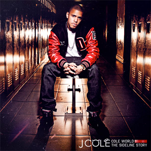 "J. Cole Reveals Album Cover For ""Cole World: The Sideline Story,"" Due September 27th"