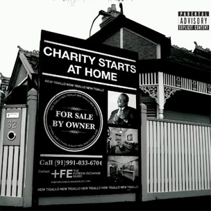 "Phonte To Release Solo Album ""Charity Starts At Home"" On September 27th"