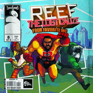"""Reef The Lost Cauze Teams With Snowgoons For """"Your Favorite MC"""""""