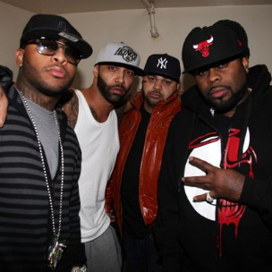 Slaughterhouse Talks Chemistry With Eminem