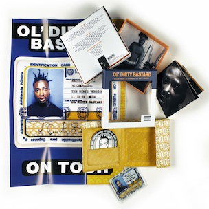 "Ol' Dirty Bastard's ""Return To The 36 Chambers"" To Be Reissued With Laminated Food Stamp Card"