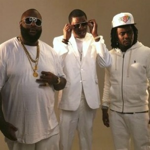 Maybach Music Group & El DeBarge Perform Together At 2011 BET Hip Hop Awards