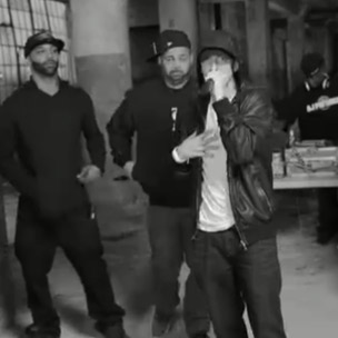 Eminem Joins Slaughterhouse & Yelawolf For 2011 BET Hip Hop Awards Cypher