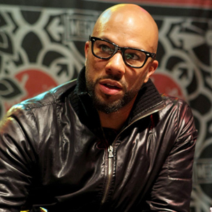 "Common Speaks On Working Relationship With No I.D., Previews ""The Dreamer, The Believer"""
