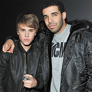 """Drake & Kanye West To Appear On Justin Bieber's New Album """"Believe"""""""