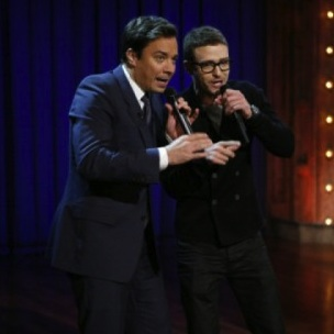 Justin Timberlake & Jimmy Fallon Perform Hits By Kanye West, Coolio & Run-DMC
