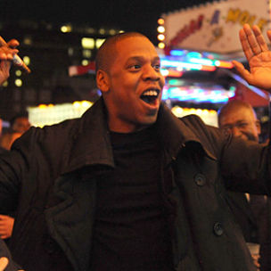 """Jay-Z Guest Stars On Animated Series """"Secret Millionaires Club"""""""