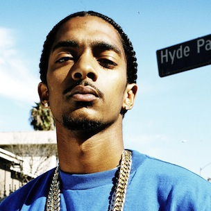 "Nipsey Hussle Reveals Cover Art For ""TMC"" Mixtape, Due November 1st"