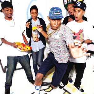 Odd Future Removed From Big Day Out Festival Lineup For Homophobic Lyrics