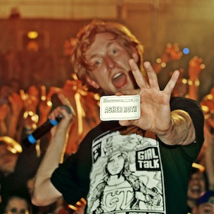 Asher Roth Signs To Def Jam/Loud Records, Sophomore Album Slated For 2012