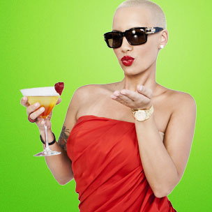 """Amber Rose Talks About Being A Judge On BET's Deejay Competition, Reacts To Kanye West's """"Runaway"""" Dedication"""