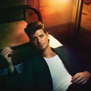 """Robin Thicke Releases """"Love After War"""" Album Cover, Tracklisting"""