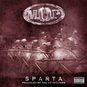 """M.O.P. & The Snowgoons Reveal Cover Art & Tracklist For """"Sparta"""""""