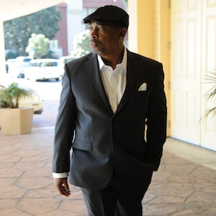 Public Enemy's Chuck D Appears As Model for Naked Suits