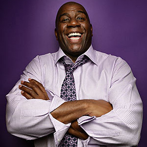 Magic Johnson Wants To Rally Rappers Against Homophobia