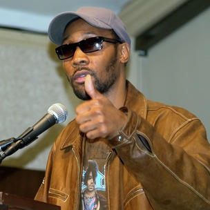 """RZA Reveals Advice From Pam Grier And Details On """"The Man With The Iron Fists"""""""