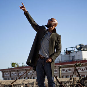 Common Performs & Freestyles With Stevie Wonder In Los Angeles, California