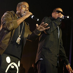 Jay-Z & Kanye West Provide Second Behind-The-Scenes Look At The Watch The Throne Tour