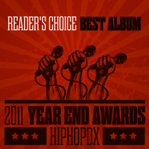 Vote For The 2011 Readers' Choice For Best Album